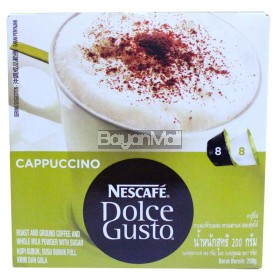 Nescafe Dolce Gusto (Capuccino) 200g