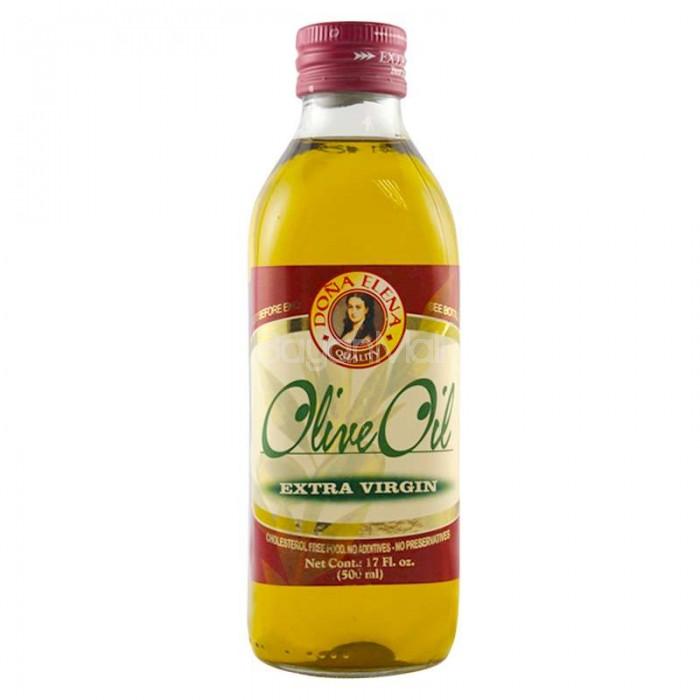 Dona Elena Extra Virgin Olive Oil Net Content 17 Fl Oz