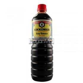 Kikkoman All Purpose Seasoning Naturally Brewed Soy Sauce Net Wt. 1 L