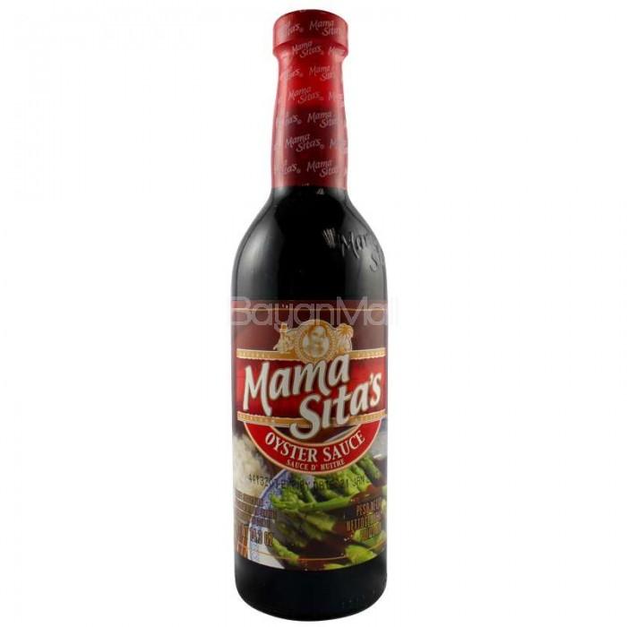 Mama Sitas Oyster Sauce Net Wt 450 G