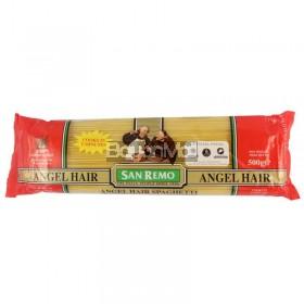 San Remo Angel Hair Spaghetti Net Wt 500g