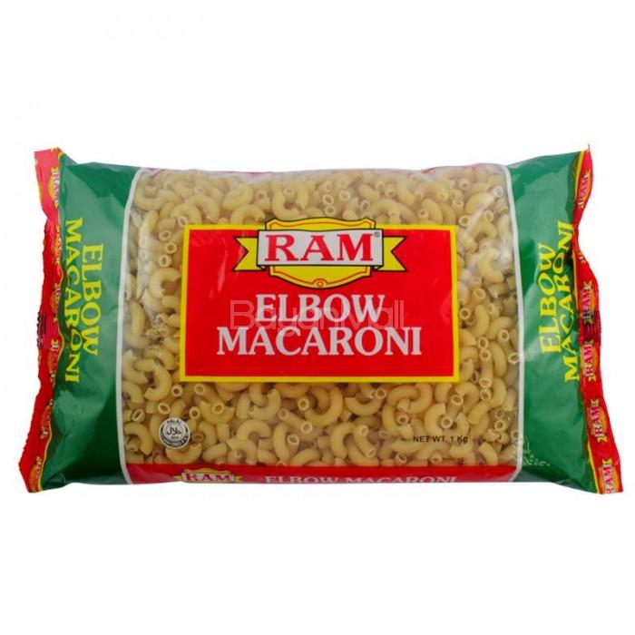 Ram Elbow Macaroni Net Wt 1kg