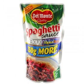 Del Monte Quality Spaghetti Sauce Filipino Style Net Wt. 1kg.