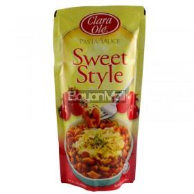 Clara Ole Pasta Sauce Sweet Style Net Wt. 250g