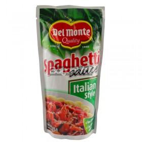 Del Monte Quality Spaghetti Sauce Italian Style Net Wt. 250g