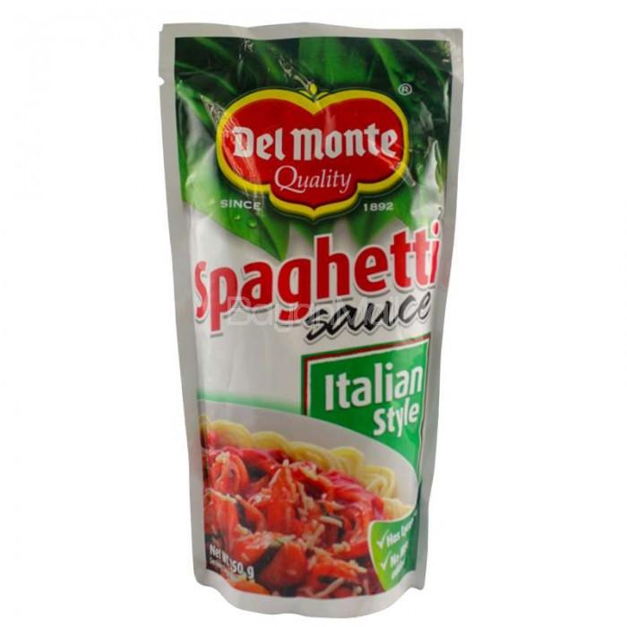 Del Monte Quality Spaghetti Sauce Italian Style Net Wt 250g