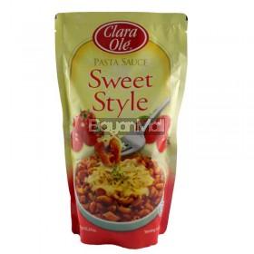 Clara Ole Pasta Sauce Sweet Style Net Wt. 1kg-35.27oz.