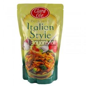 Clara Ole Pasta Sauce Italian Style Net Wt. 1kg-35.27oz.