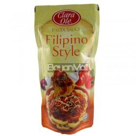 Clara Ole Pasta Sauce Filipino Style Net Wt. 250g