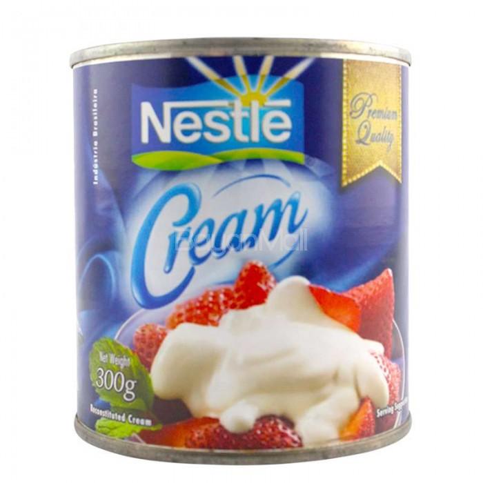 Nestle Cream Reconstituted Cream Net Cont 300g