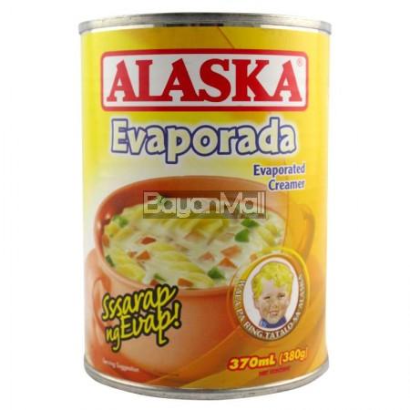 Alaska Evaporada (Evaporated Creamer) Net Cont. 380g