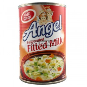 Angel Evaporated Filled Milk Net Cont. 410ml