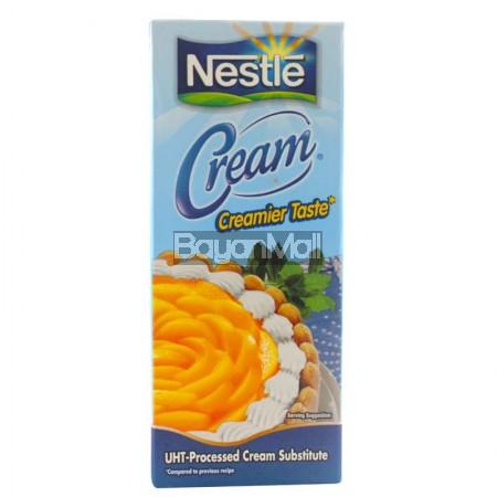 Nestle Cream (UHT-Processed Cream Substitute) 250 ml