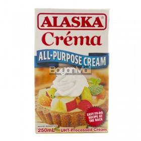 Alaska Crema All-Purpose Cream Net Cont. 250ml