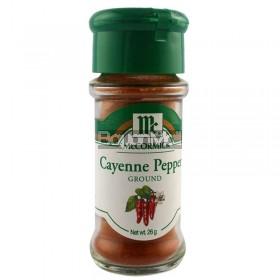 McCormick Cayenne Pepper Ground Net wt. 26g