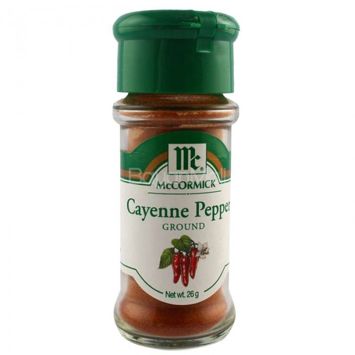 McCormick Cayenne Pepper Ground Net wt 26g : IMG2584 700x7000 from www.bayanmall.com size 700 x 700 jpeg 46kB