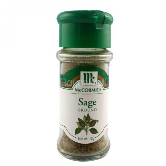 Mccormick Sage Ground Net Wt 12g