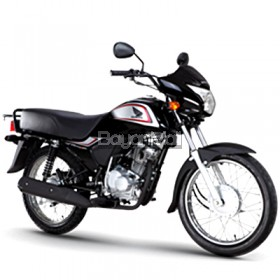 Honda Motorcycle CB125CL (KS & ES)