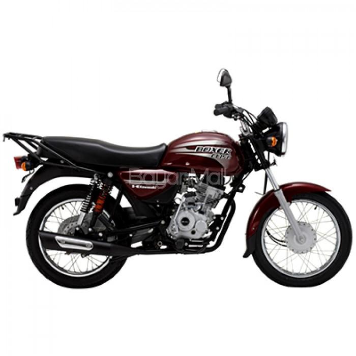 Kawasaki Motorcycle CT150 Boxer