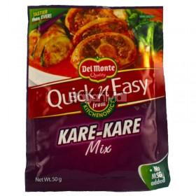 Del Monte Quality Quick 'n Easy Kare-Kare Mix 50g