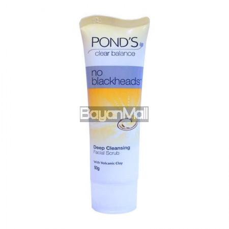 Pond 39 S Clear Facial Scrub 50g