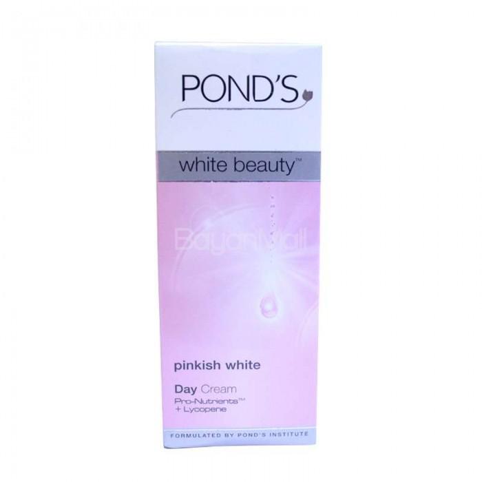 Pond 39 S White Beauty Pinkish White Day Cream 40g