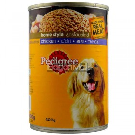 Pedigree Home Style - Chicken (Made From Real Meat) 400g